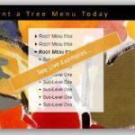 (自動建立和管理多級或單級CSS選單)PVII Tree Menu Magic 3 v3.1.1 For Dreamweaver