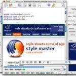 (網頁設計軟體)Style Master 4.6 造型大師CSS編輯器